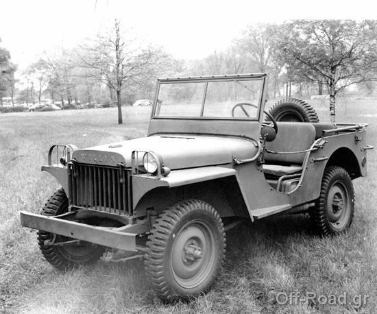 1941 Jeep Willys Ma. 1941 Jeep Willys MA
