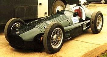 To V16 BRM, 730kg με τελική 290km/h