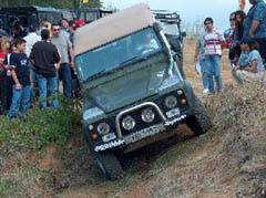 land rover trial 4x4