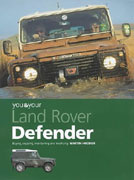 Land Rover 90 110 Defender Martin Hodder